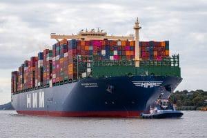 Fret maritime en Afrique